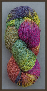 Mossy Place Cotton Rayon Twist Lace Yarn