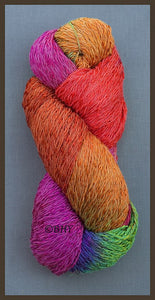 Parrot Cotton Rayon Twist Yarn