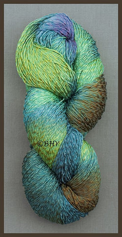 Summer Meadow Cotton Rayon Twist Yarn