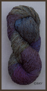 Tapestry Cotton Rayon Twist Yarn