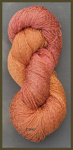 Day Lily Cotton Rayon Twist Lace Yarn