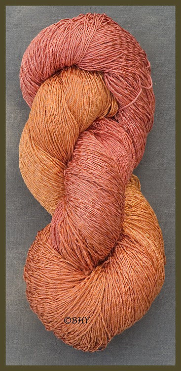 Day Lily Cotton Rayon Twist Yarn