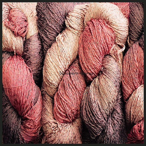 Dawn Cotton Rayon Twist Lace Yarn