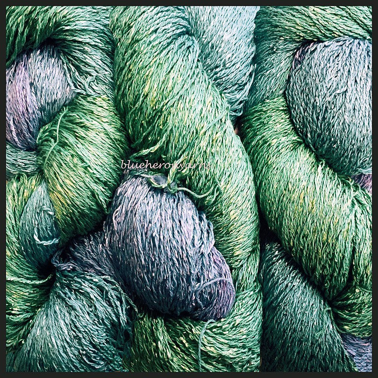 Opal Cotton Rayon Twist Yarn