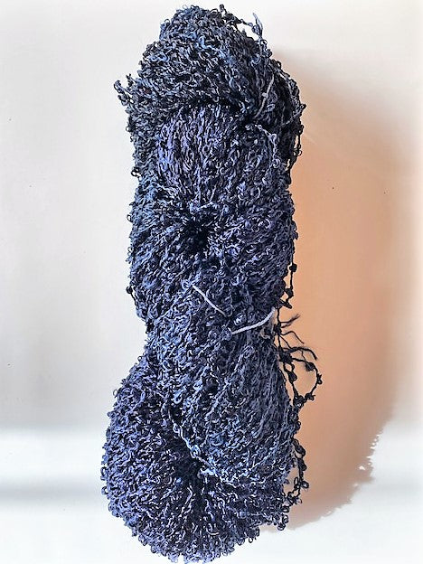 Deep Space Rayon Loop Yarn