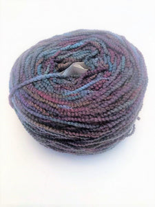 Dusk beaded  cotton/rayon yarn