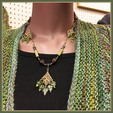 """Leaf"" Necklace"