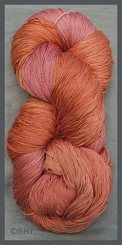 Day Lily Egyptian Merc Cotton Yarn