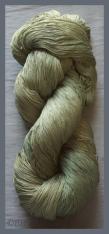 Olive Egyptian Merc Cotton Yarn