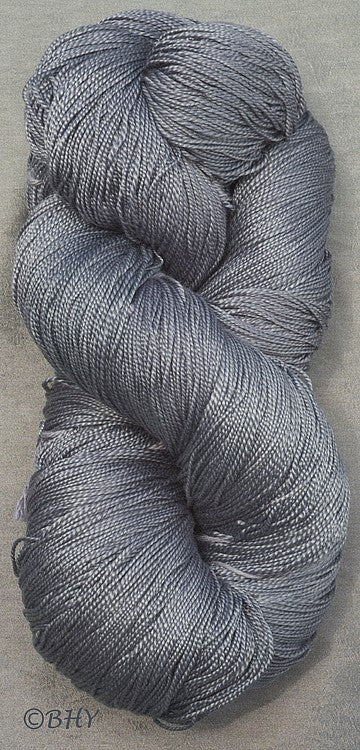 Silver Egyptian Merc Cotton Yarn