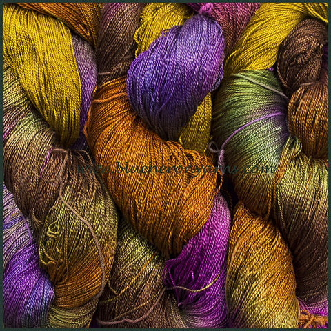 Curry Egyptian Merc Cotton Yarn