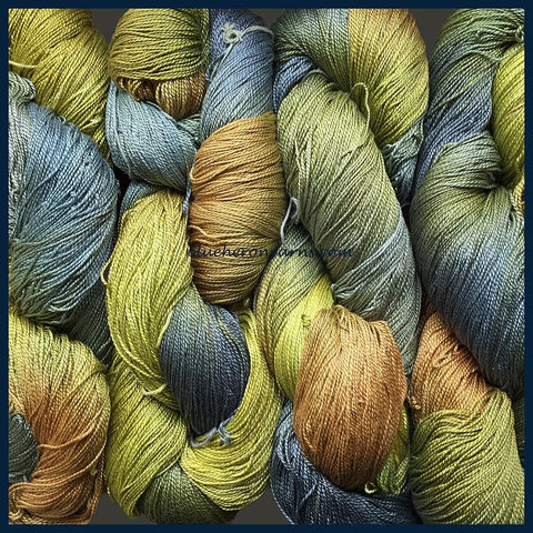 Leaf Egyptian Merc Cotton Yarn