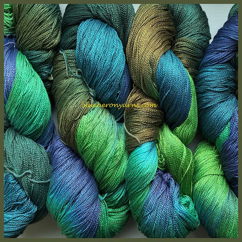 Summer Meadow Egyptian Merc Cotton Yarn