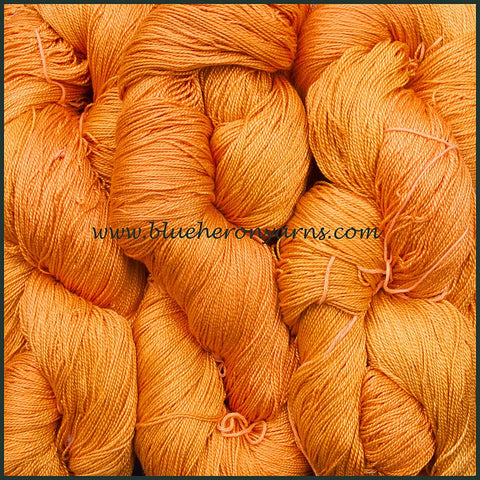 Tangerine Egyptian Merc Cotton Yarn