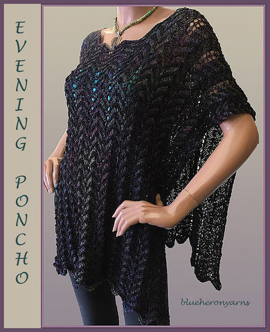 Evening Poncho