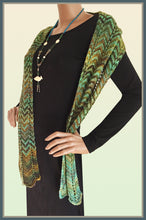 Forest Stream Scarf