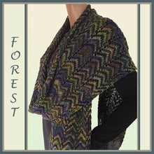 Forest Scarf
