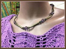"""Lilac"" Necklace"