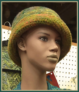 Praying Mantis Hat Kit:(bbt)
