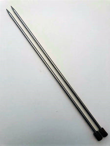 "Knitter's Pride 14"" single point needle US 5/3.75 mm knitting needles"