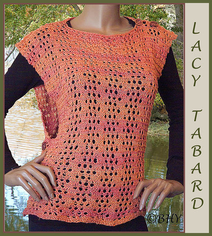 Lacy Tabard