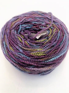 Light Dusk beaded cotton/rayon yarn