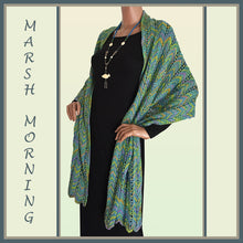 Marsh Morning Shawl