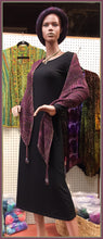 Tapestry Mitered Shawl