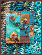 Quilted Pin: Night Owl II