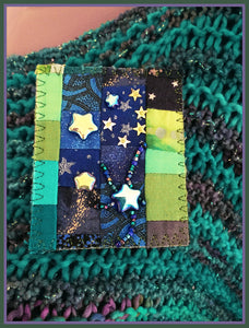 Quilted Pin: Galaxy