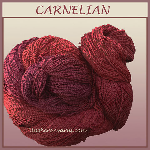 Carnelian Organic Cotton Yarn