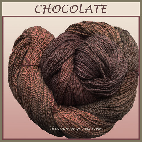 Chocolate Organic Cotton Yarn
