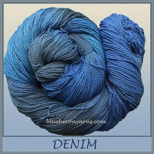 Denim Organic Cotton Yarn