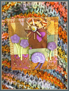 Quilted Pin: Other World
