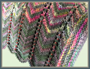 Other World Rainbow Scarf