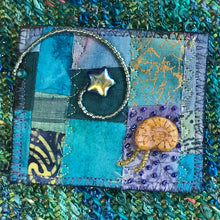 Quilted Pin: Near and Far