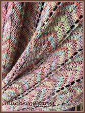 Dawn Rainbow Shawl