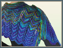 River Rainbow Scarf