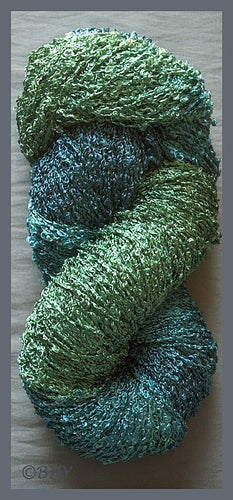 Bluegrass Rayon Loop Yarn