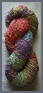 Mossy Place Rayon Loop Yarn