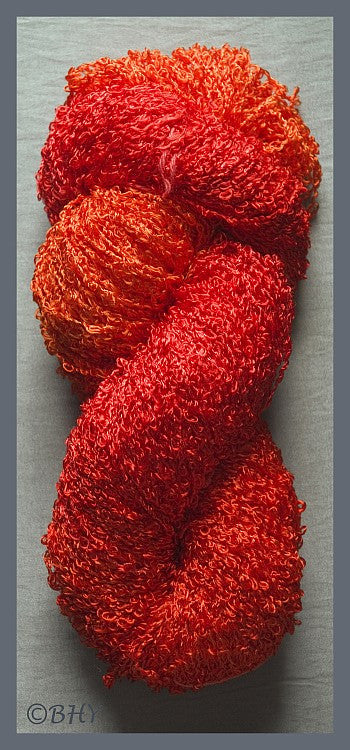 Poppy Rayon Loop Yarn