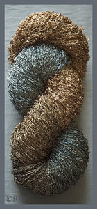 Soft Clay Rayon Loop Yarn