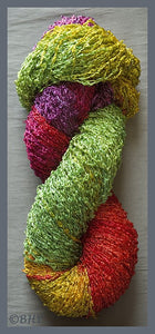Sunset Rayon Loop Yarn