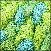Lt Cayman Rayon Loop Yarn