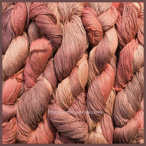Dawn Silk Linen Yarn
