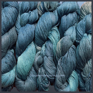 Denim Silk Linen Yarn