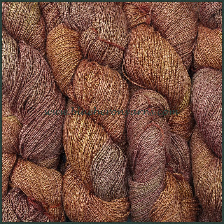 Earth Silk Linen Yarn