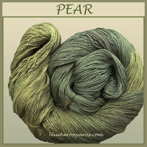 Pear Silk Linen Yarn