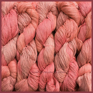 Sea Star Silk Linen Yarn