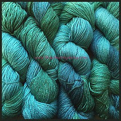 Bluegrass Silk Merino Yarn